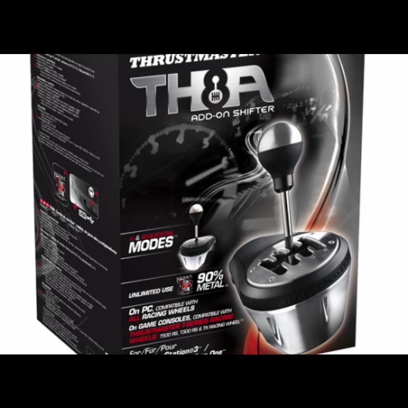 image du jeu Levier de vitesse Thrustmaster TH8A Shifter sur PS3