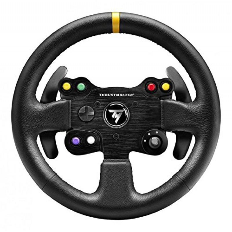 image du jeu Thrustmaster Leather 28GT Wheel Add-On sur PC
