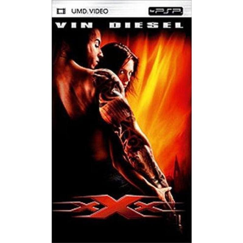 image du jeu XXX sur PSP