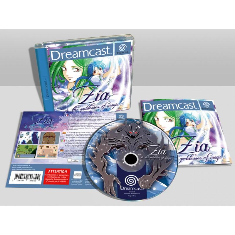 image du jeu Zia sur DREAMCAST