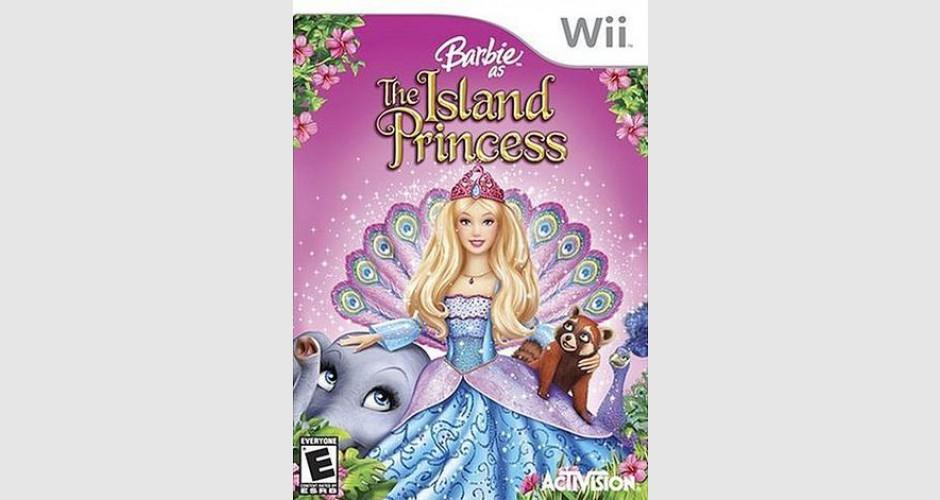Barbie Princesse De L Ile Merveilleuse Sur Wii Tous Les Jeux Vidéo