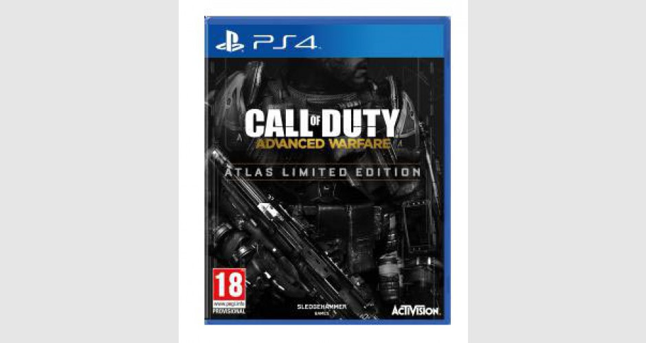 Call Of Duty Advanced Warfare Atlas Limited Edition Sur PS4 Tous