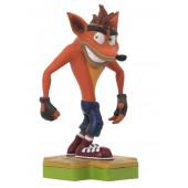 Figurine Totaku N°03 - Crash Bandicoot - Crash - Exclusivité Micromania-Zing