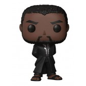 Figurine Toy Pop N°351 - T'challa en Tunique Noire