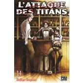 Manga - L'attaque des Titans - Tome 14