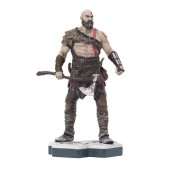 Figurine Totaku N°07 - God of War - Kratos - Exclusivité Micromania-Zing