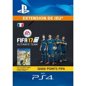DLC - FIFA 17 Ultimate Team 12 000 Pts - PS4