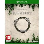 The Elder Scrolls Online Summerset Collector Edition