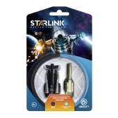 Figurine Starlink Pack d'Armes Iron Fist + Freeze Ray Toys