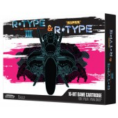 R-type Returns Collectors Ed. Black Super Nes Retro-bit