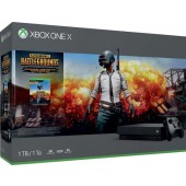 Pack Xbox One X 1to Noire+ Playerunknown's Battlegrounds