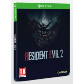 Resident Evil 2 Edition Steelbook Exclusivité Micromania