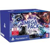Casque Playstation Vr Mk4 Mega Pack 5 Jeux