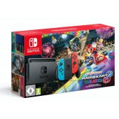 Pack Nintendo Switch Mario Kart 8 Deluxe (code) Edition Limitée