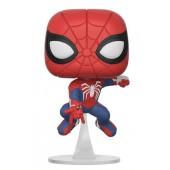 Figurine Toy Pop N°334 - Marvel - Série 1 Spider-Man - Exclusivité Micromania-Zing