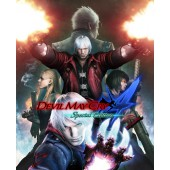 Devil May Cry 4 Spécial Edition - Jeu complet - Version digitale