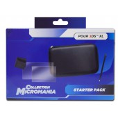 Pack 3DS XL Starter Pack - Micromania Collection