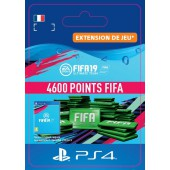 FIFA 19 - DLC - FIFA Ultimate Team - 4600 Pts - Version digitale