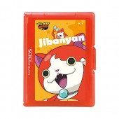 Coque Duraflexi Yo-Kai Watch Game Card Case (Jibanyan) 3DS