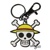 Porte-clé Skull Luffy : One Piece