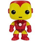 Figurine Toy Pop 04 - Iron Man Pop Comics