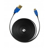 Plap - Câble de Recharge @play pour PS4