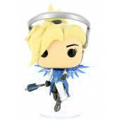 Figurine Toy Pop N°304 - Overwatch - Série 3 Ange (cobalt) - Exclusivité Micromania-Zing
