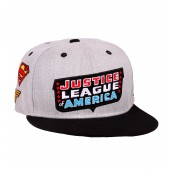 Casquette - Justice League - America Patch