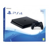 Nouvelle PlayStation 4 - Slim 500 Go