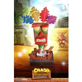 Réplique - Crash Bandicoot - First 4 Figures Masque Aku Aku 65 cm