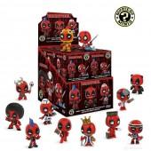 Figurine Mystère - Marvel - Deadpool - Mystery Mini