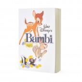 Carnet de notes - Disney - Affiche Bambi