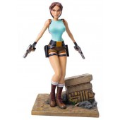 Statuette Gaming Heads - Tomb Raider - Series Lara Croft 20th Anniversary Versio