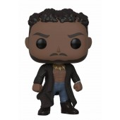 Figurine Toy Pop N°386 - Black Panther - Erik Killmonger avec cicatrices