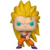 Figurine Toy Pop N°492 - Dragon Ball Z - Goku Super Saiyan 3 - Exclusivité Micromania-Zing