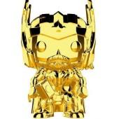 Figurine Toy Pop N°381 - Marvel Studios 10 - Thor (chrome)