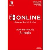 Nintendo Switch Online 90 jours