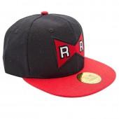 Casquette - Dragon Ball - Noir et rouge Ruban rouge