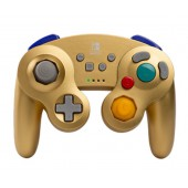 Manette Sans Fil Nsw Gamecube Style Gold