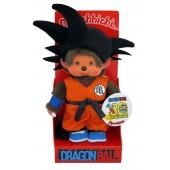 Peluche Monchhichi - Dragon Ball - Son Goku
