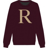 Pull-over - Harry Potter - Ugly Harry Potter - Taile L - Bordeaux