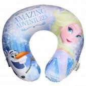 Appuie-tête de voyage - Disney - Reine des Neiges