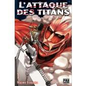 Manga - L'Attaque des Titans - Tome 01