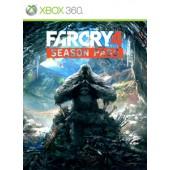 Season Pass - Far Cry  4 - Xbox 360