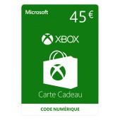 Xbox Live 45 Euros Xbox 360 - Xbox One