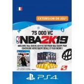 NBA 2K19 - DLC - Pack 75.000 VC