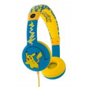 Casque Audio Universel Pokémon Pikachu