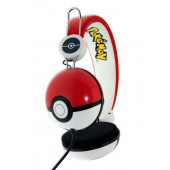 Casque Audio Universel Pokemon Pokéball