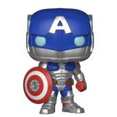 Figurine Toy Pop N°299 - Marvel Tournoi des Champions - Civil Warrior