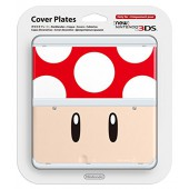 Coque Nintendo New 3DS 7 - Toad version rouge